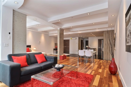 Condo for sale recommended by McGill immobilier