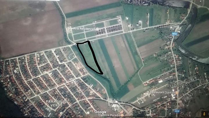 Coomercial land for sale recommended by Ceda Real Consult