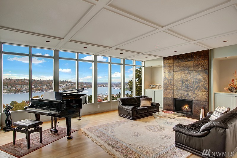 Penthouse for sale recommended by John L. Scott