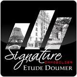 Etude Doumer - Paris - Immobilier