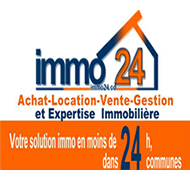 Agence www.immo24.cd