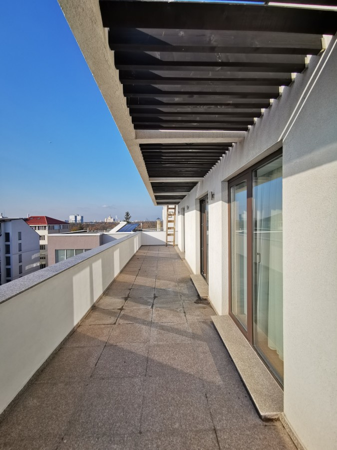 Penthouse for rent recommended by BLISS Imobiliare
