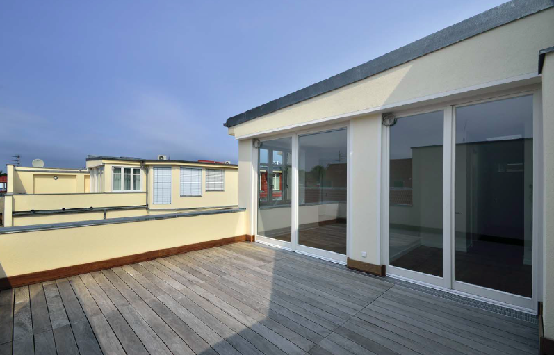 Penthouse for rent recommended by HIHC Horvat Real Estate
