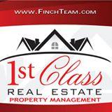 1st Class Property Management