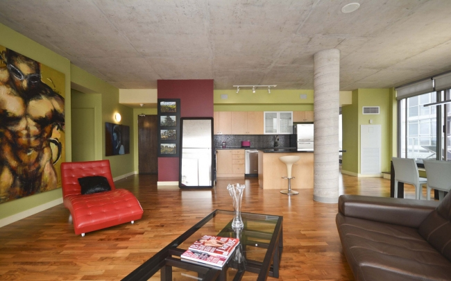 Penthouse for sale recommended by Nancy Benson and Associates