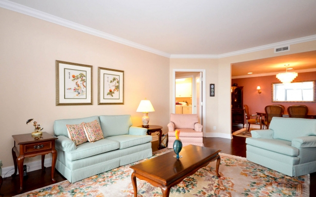 Apartment for sale recommended by Nancy Benson and Associates