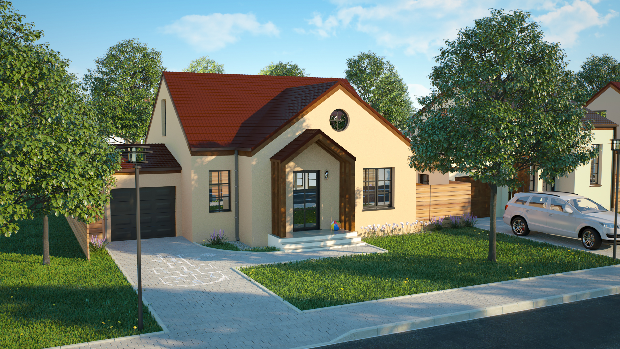 Villa for sale recommended by Westfield Arad
