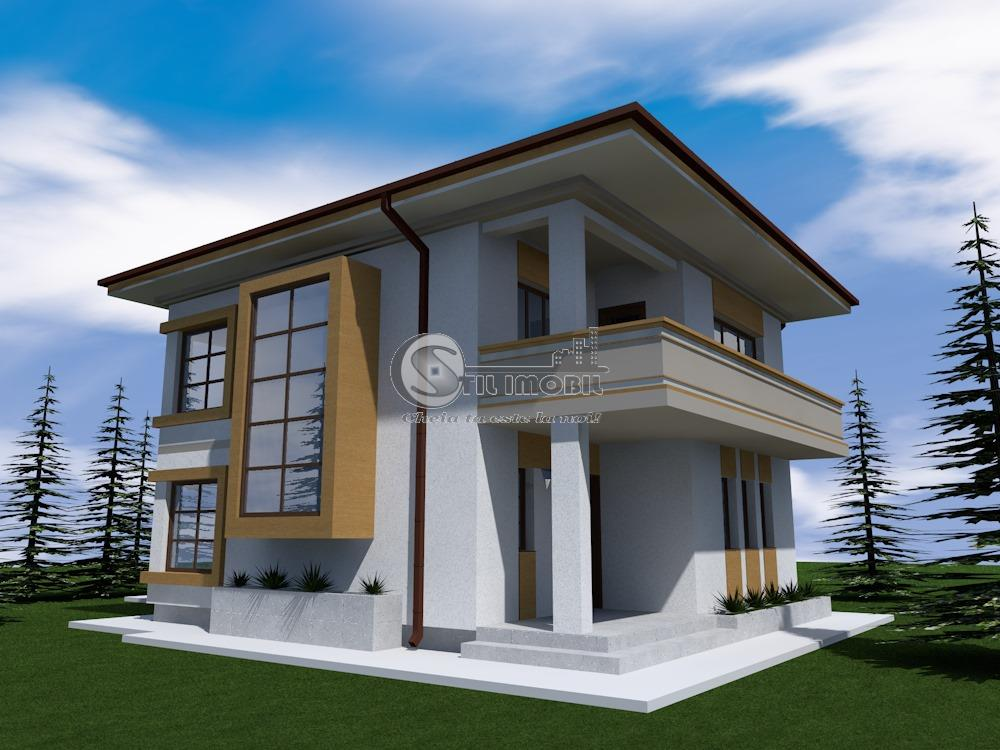 Villa for sale recommended by Suif Grup SRL