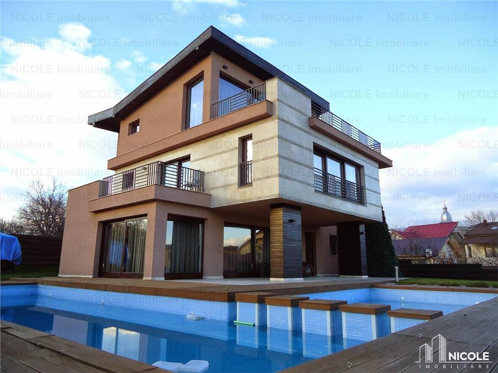 Villa for sale recommended by Nicole Imobiliare