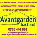 Avantgarden Tractorul