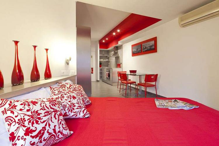 Studio for rent recommended by Barcelona-Home